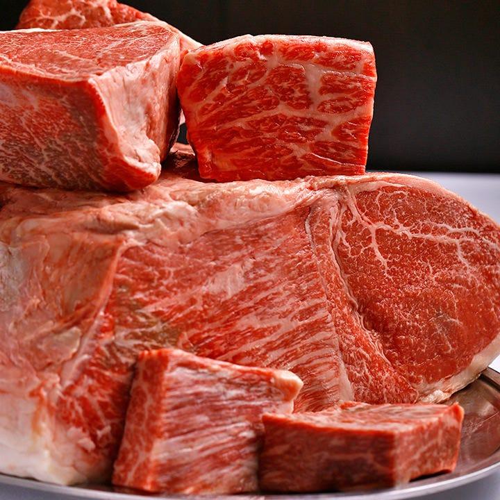 オレイン酸を55%以上含む鳥取和牛『オレイン55』をグリルで