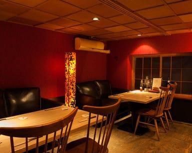 料理屋 CO‐EZO  店内の画像