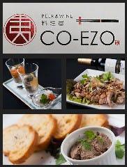 料理屋 CO‐EZO