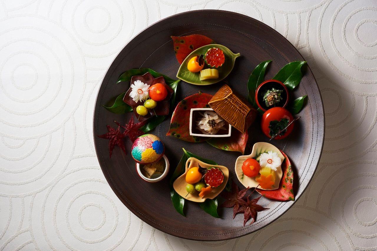 四季を写し取った京料理でおもてなし