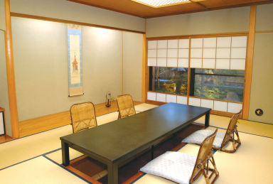 京料理 六盛  店内の画像