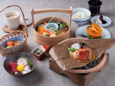 京料理 六盛  コースの画像