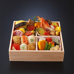 松花堂弁当(前日までに要予約)