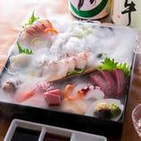 大人気《大漁鮮魚箱》【東京都】