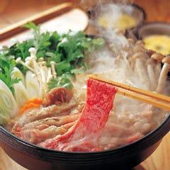 和牛塩すき焼き鍋