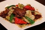 三元豚ばら肉とキャベツの味噌炒め 回鍋肉