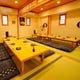 歓送迎会などご宴会には、団体様用個室をご用意致します。