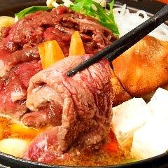 肉なべ(上)
