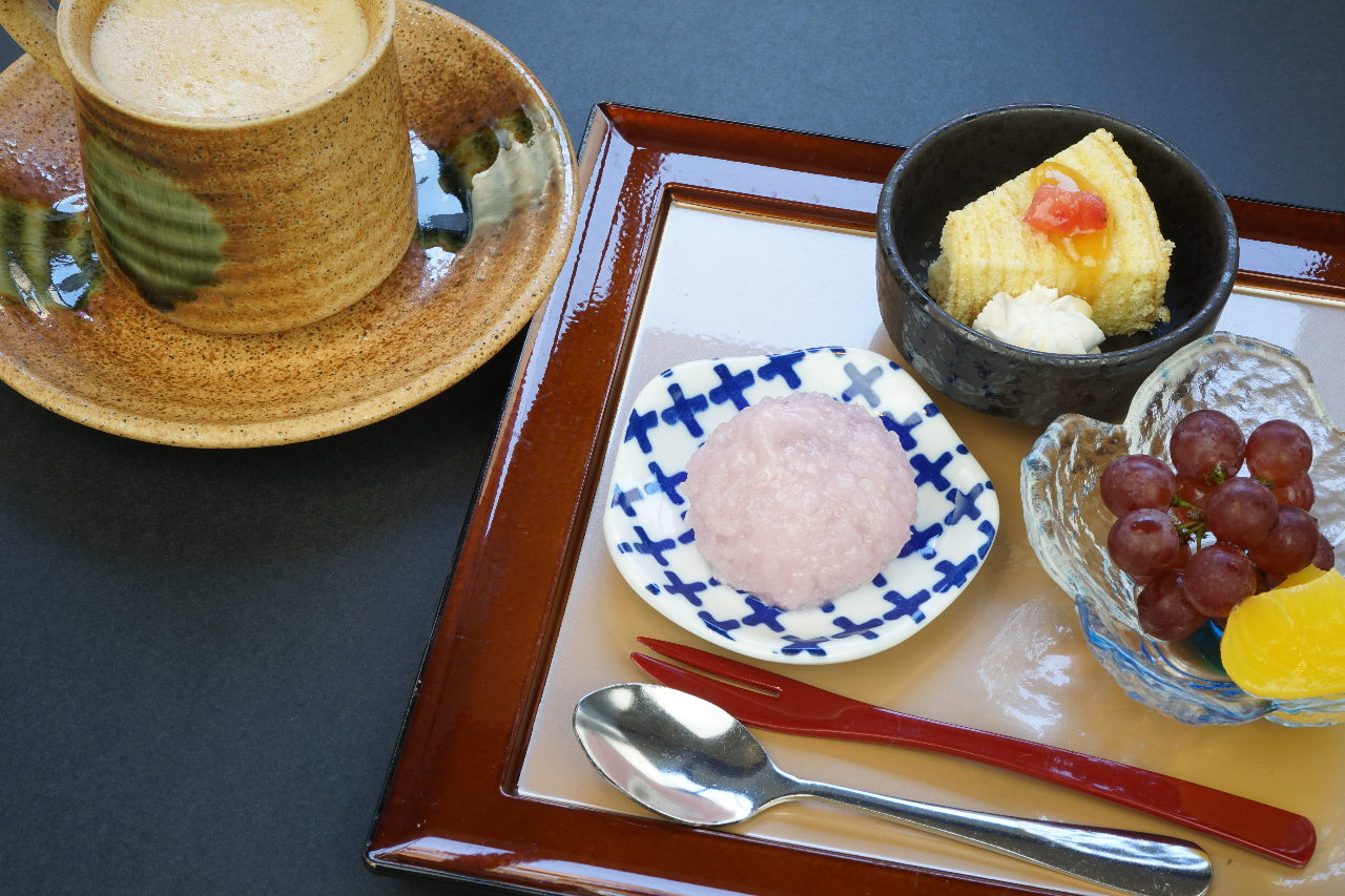 ◆カフェメニュー、ドリンクも充実◆
