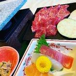 ★No1★知多牛石焼カルビ定食