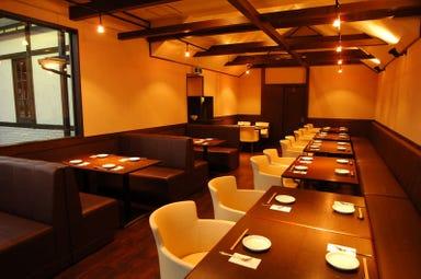 Japanese&Italian Dining BACCHUS  店内の画像