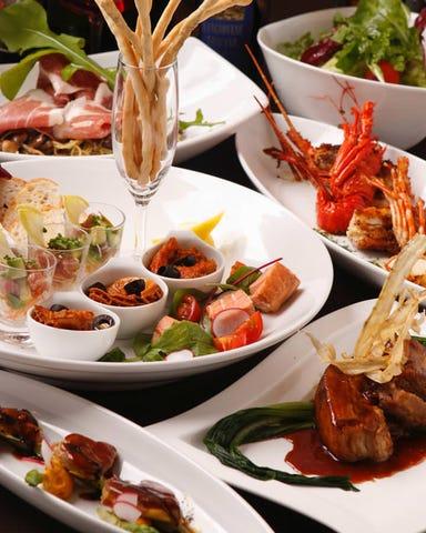 Japanese&Italian Dining BACCHUS  こだわりの画像