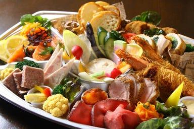 Japanese&Italian Dining BACCHUS  メニューの画像