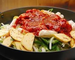 韓国家庭料理 名家  メニューの画像