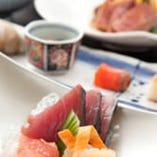 【お祝いにオススメ】鯛などおめでたい食材を使った会席コース