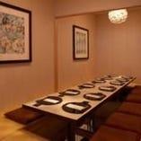 ≪接待利用におすすめ≫完全個室のお座敷