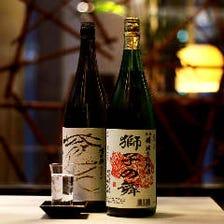 利き酒師が厳選!料理に合う日本酒