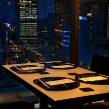 15階から俯瞰する東京駅の絶景