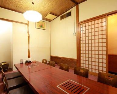 神楽坂 焼肉 味角苑  店内の画像