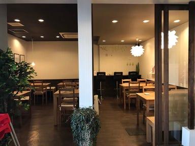 cafe de mistico カフェ ド ミスティコ 店内の画像