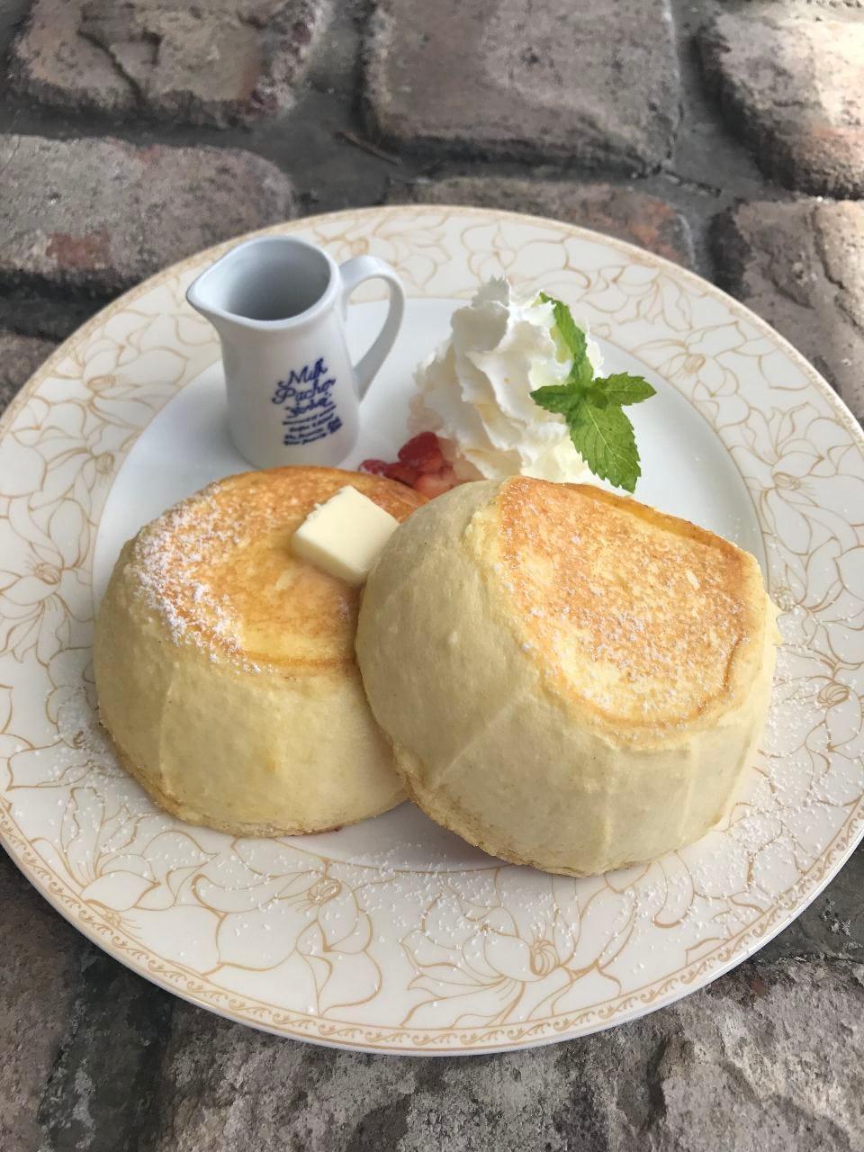 ◆「ミスティコパンケーキ」