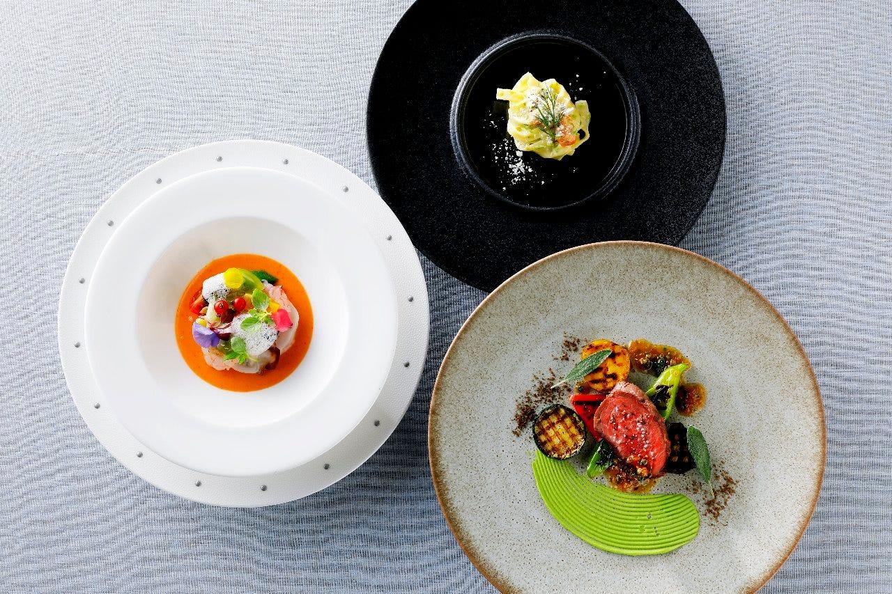 アニバーサリープラン Chef's Selection(2名様利用)