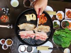 韓国料理専門店 かどの屋