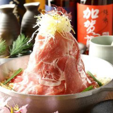三河もち豚肉炊き鍋