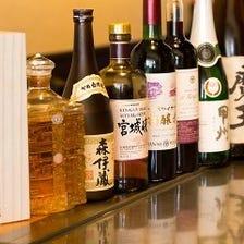 【広島焼きに国産ワイン!??】