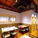 【2階】テーブル