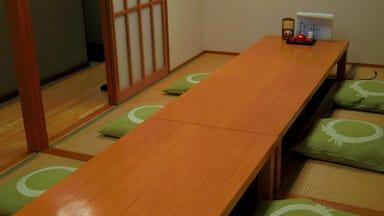 うなぎ 天ぷら 山家  店内の画像
