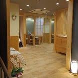 ☆リニューアル☆接待向けの完全個室ができました