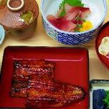 うなぎ定食 3,100円