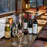【厳選ワイン】 お肉や海鮮にぴったりなワインをご提案します