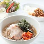 「冷麺ランチ」