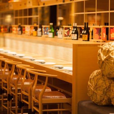 和食と日本酒 まいか 上野店 店内の画像