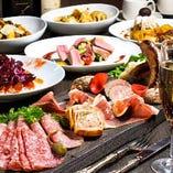 当店の料理は熟練のシェフが手掛ける本格イタリアン!【イタリア】