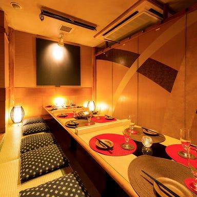 個室 創作居酒屋 吟秋の響 金沢片町店 店内の画像