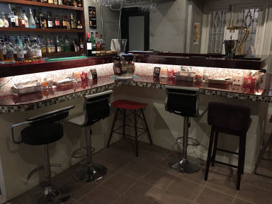 Dining&Bar fitche  店内の画像