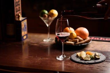 チーズ×ワイン&カクテル ダイニングバー ノクターン  こだわりの画像