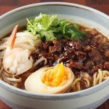 【本場の味】台湾ダンツー麺