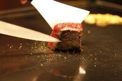 鉄板焼 レストランcafe ソラ