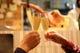 スパークリングで乾杯♪ 選べるグラスワインもあります☆彡