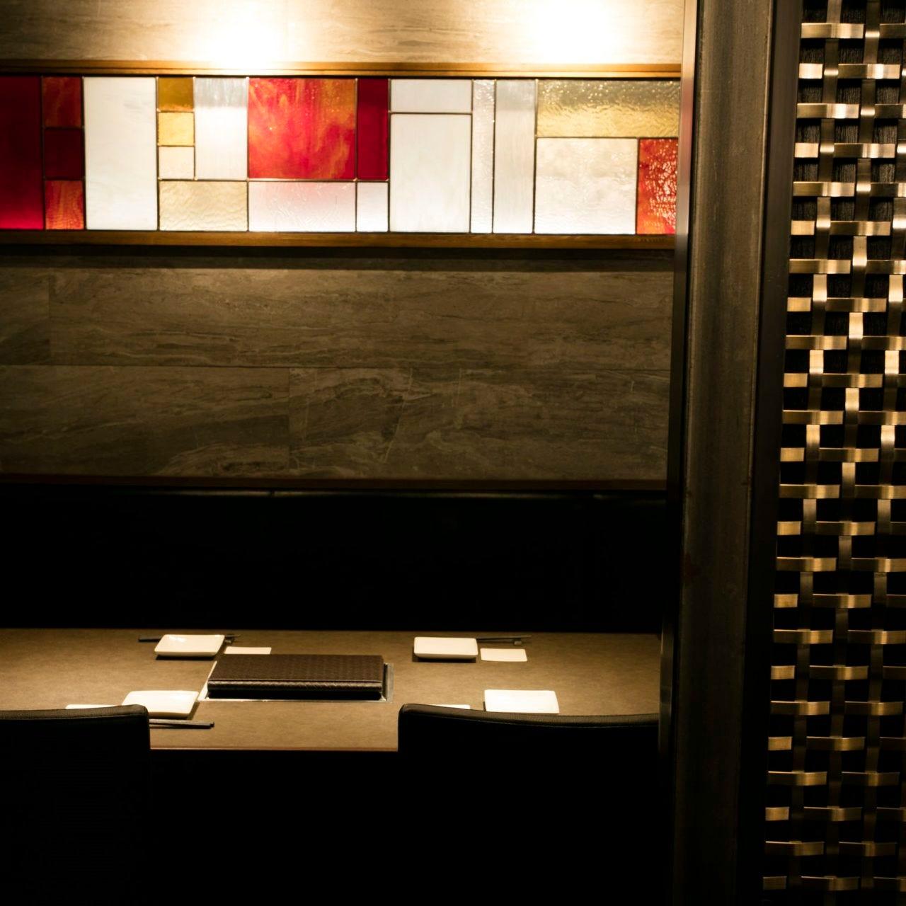 個室◆接待・デート等様々なシーンに