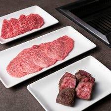 焼肉一筋30年の田原が選ぶ厳選肉