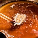 芳醇な香りとカラッとした食感に仕上がります
