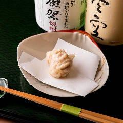旬の魚介の天ぷらをご用意しております