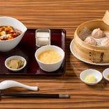 Aセット:麻婆豆腐