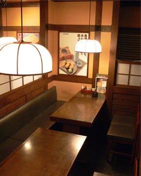 北前そば 高田屋 麹町店 店内の画像