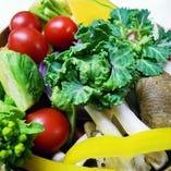 紀伊国野菜のセイロ蒸し